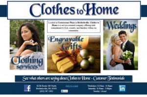 Clothes to Home